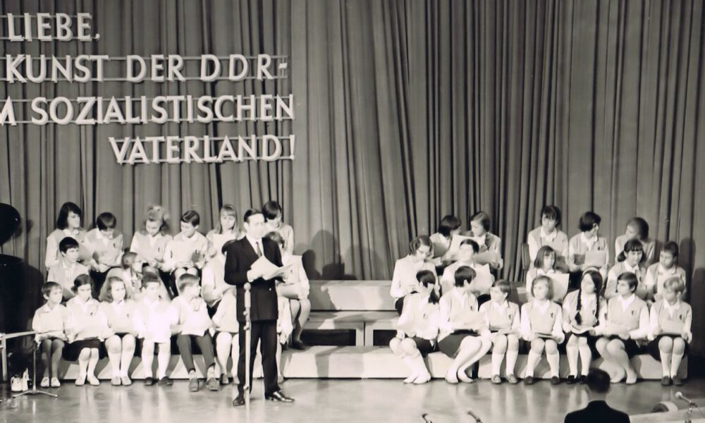 Bewerbung Bezirksarbeiterfestspiele (1970)