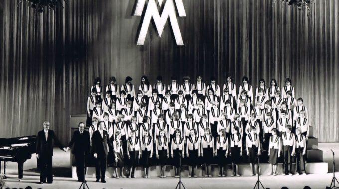 Eröffnung Der Leipziger Herbstmesse In Der Oper (1977)