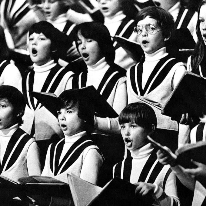 Mitglieder Des Gewandhaus-Kinderchores (1980-1982)