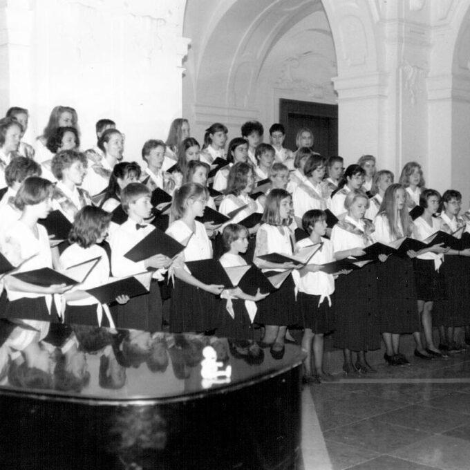 30 Jahre Schola Cantorum Leipzig Im Neuen Rathaus (1993)