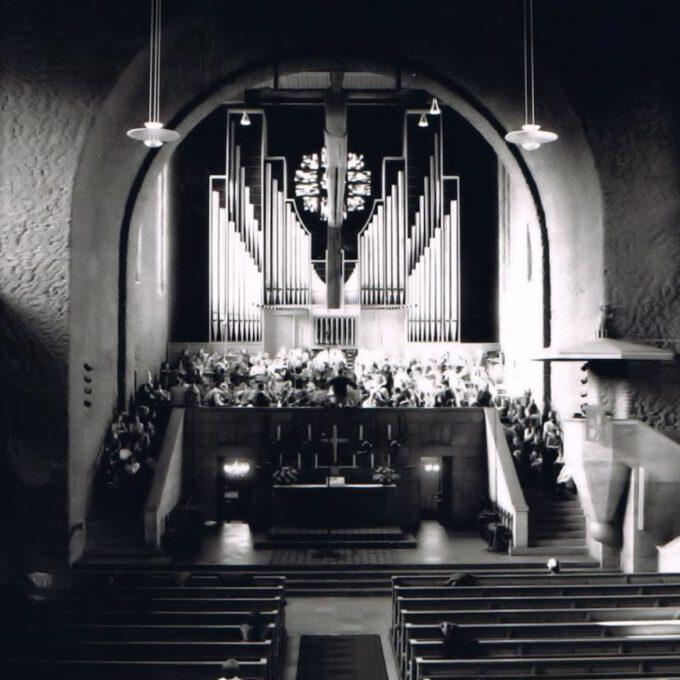 Konzert Mit Dem Hans-Sachs-Chor In Nürnberg (1994)