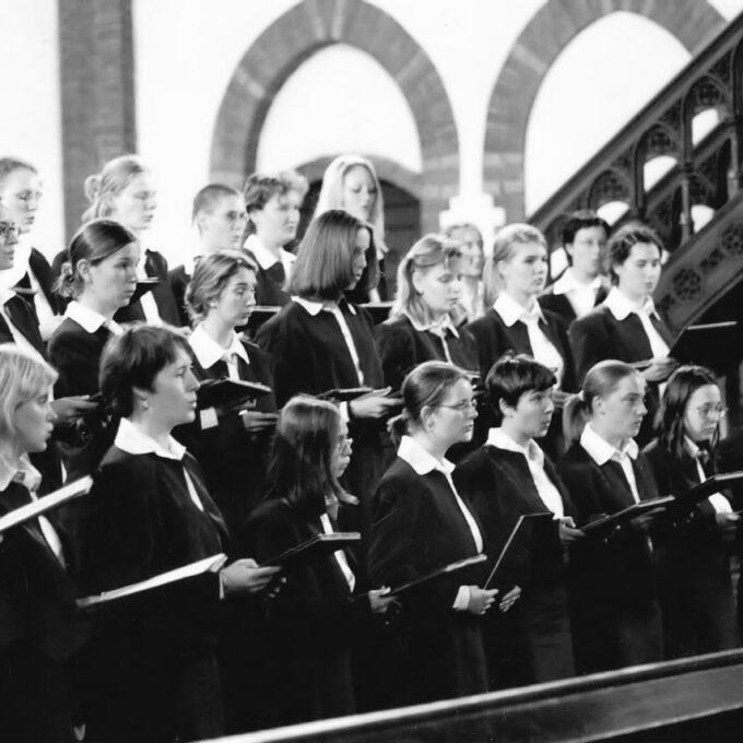 Mädchenchor Der Schola Cantorum Leipzig