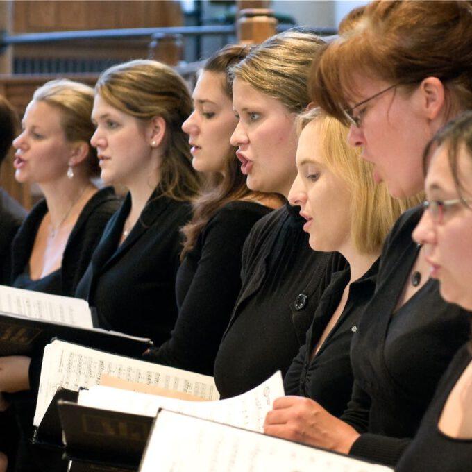 Samstagsmotette Mit Dem Ensemble In Der Thomaskirche Leipzig