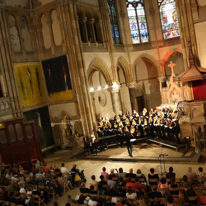 Festkonzert Anlässlich 50 Jahre Schola Cantorum Leipzig In Der Peterskirche