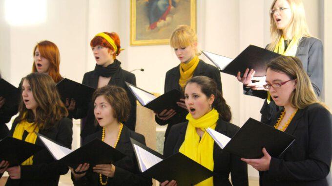 Konzert Mit Mädchenchor Und Ensemble Der Schola Cantorum Leipzig