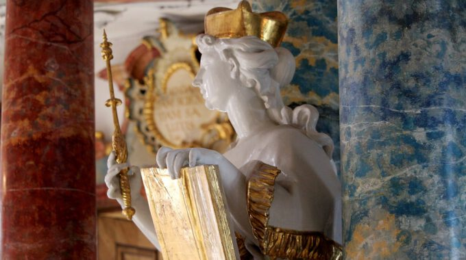 Barocke Pracht Im Kloster Wiblingen