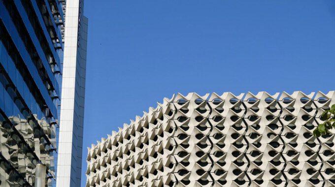 Zeitgenössische Architektur In Chemnitz