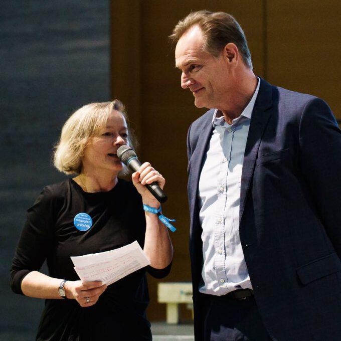Oberbürgermeister Jung Hat Die Schirmherrschaft übernommen.