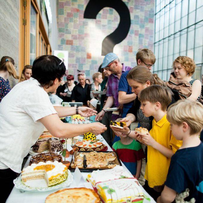 Tortenwettbewerb Im Rahmen Des 55. Jubiläums Der Schola Cantorum Leipzig