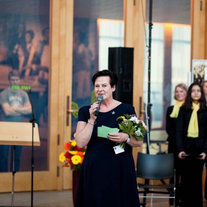 Glückwünsche Im Rahmen Des 55. Jubiläums Der Schola Cantorum Leipzig