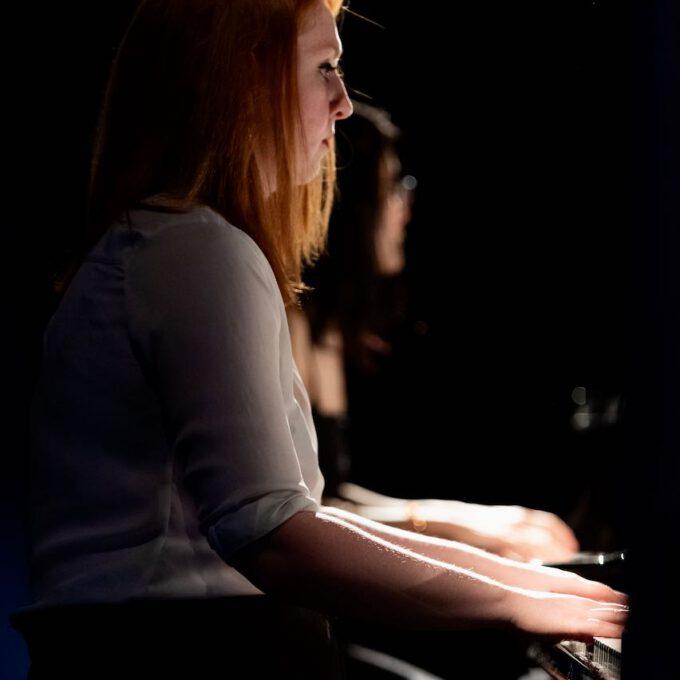 """Michelle Bernard Und Aya Kugele (Klavier) In Engelbert Humperdincks """"Königskinder"""""""