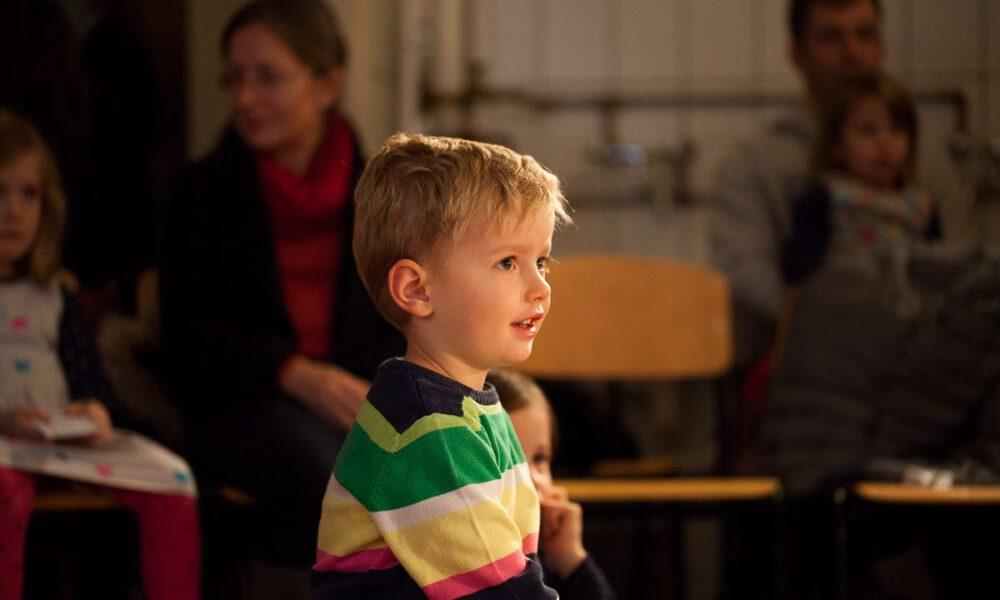 Kinder Mit Klassischer Musik In Berührung Bringen, Ist Das Anliegen Der Konzertreihe