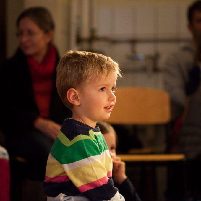 """Kinder Mit Klassischer Musik In Berührung Bringen, Ist Das Anliegen Der Konzertreihe """"Große Musik Für Kleine Ohren"""""""