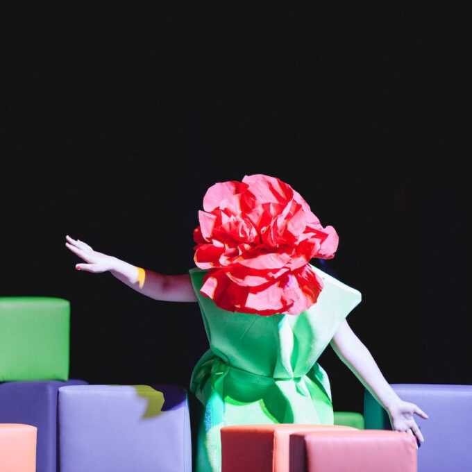 """Die Rose In Der Kinderoper """"Der Kleine Prinz"""""""