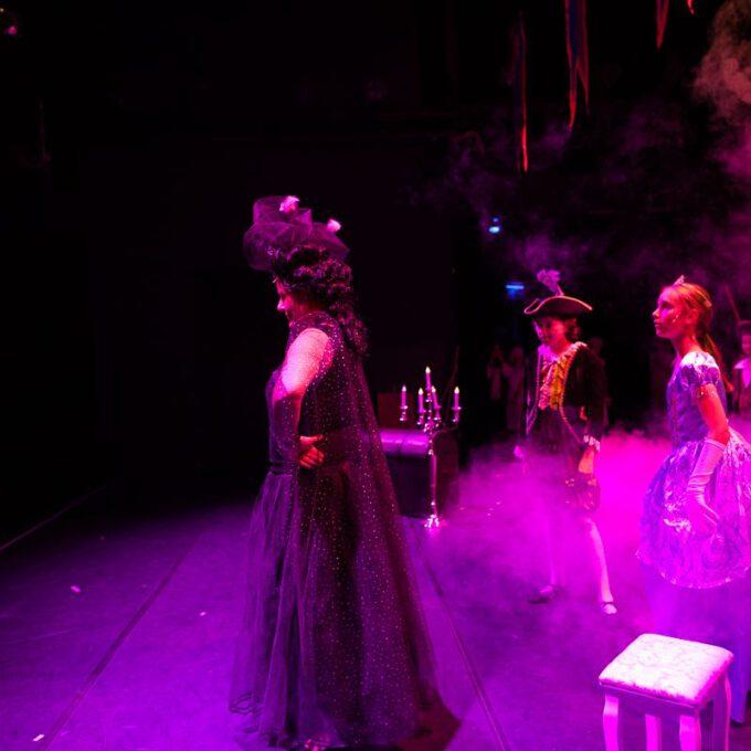 Kinderoper Rumpelstilzchen: Auftritt Der Königin Der Nacht (als Gast)