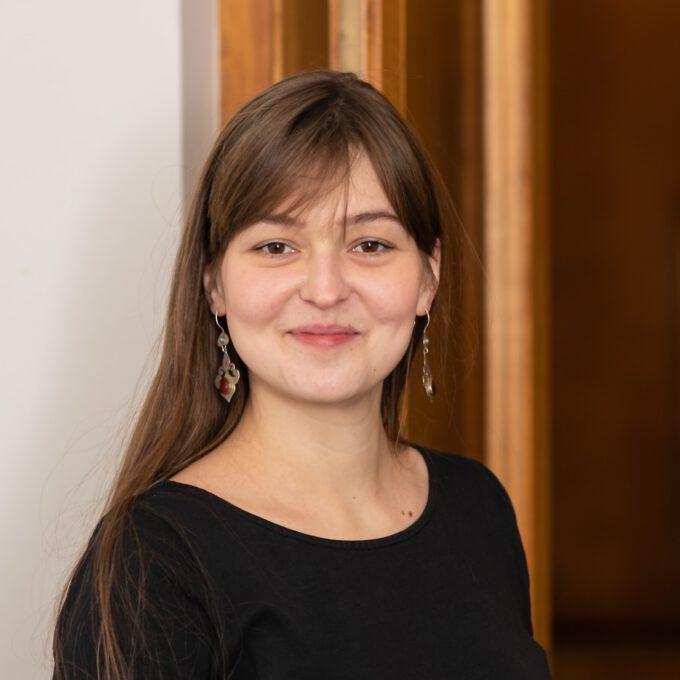 Kristýna Roháčková (Portraitfoto)