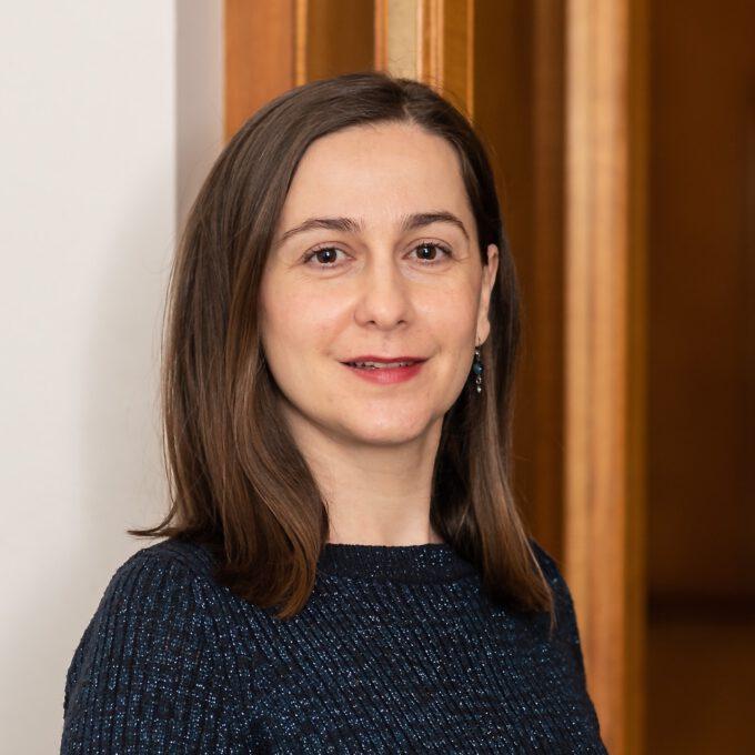 Paula Antal (Portraitfoto)