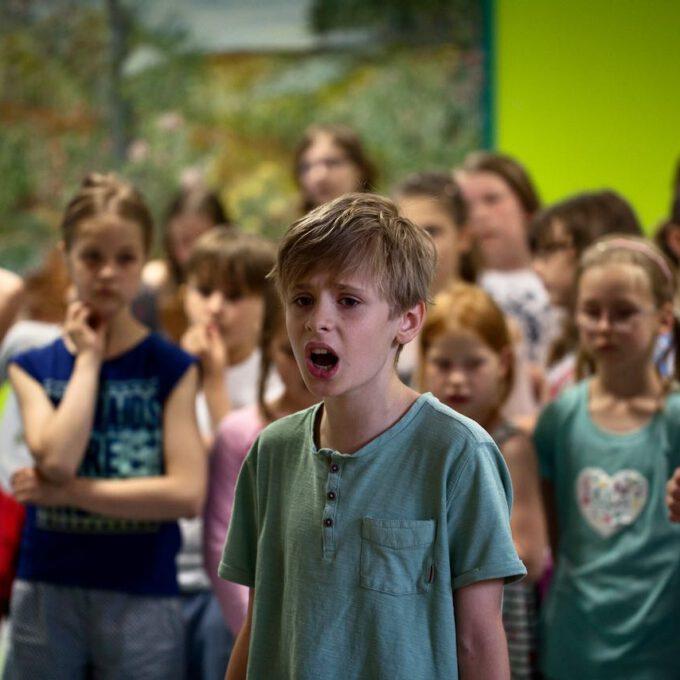 Probenwochenende Zur Vorbereitung Der Kinderoper 2018 Im Theater Der Jungen Welt