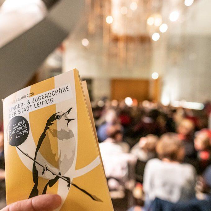 Weihnachtskonzert Von Spatzenchören Und Kinderchor Im Museum Der Bildenden Künste