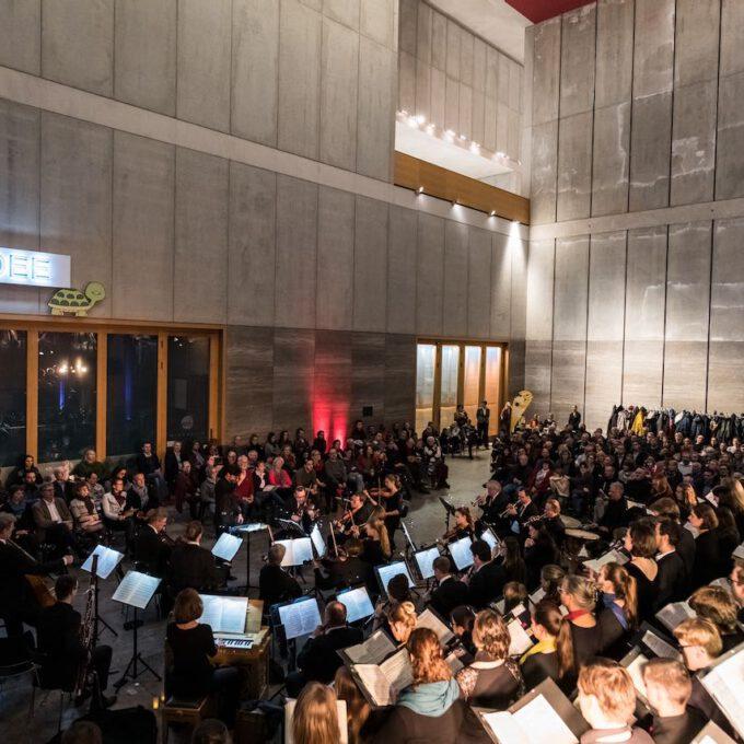 Johann Sebastian Bachs Weihnachtsoratorium Im Museum Der Bildenden Künste Leipzig