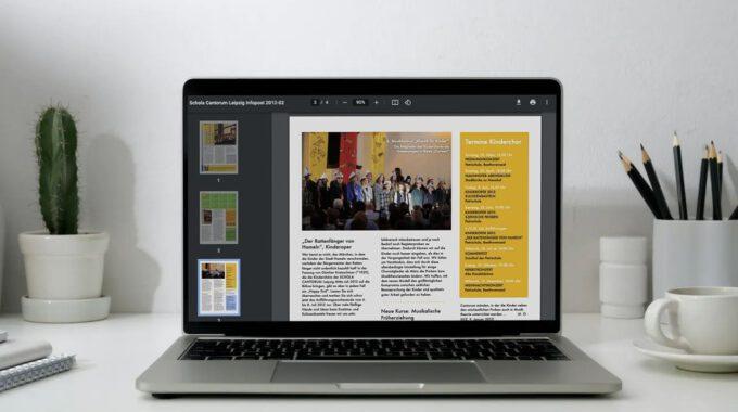 Infopost Frühjahr 2012 (Preview)