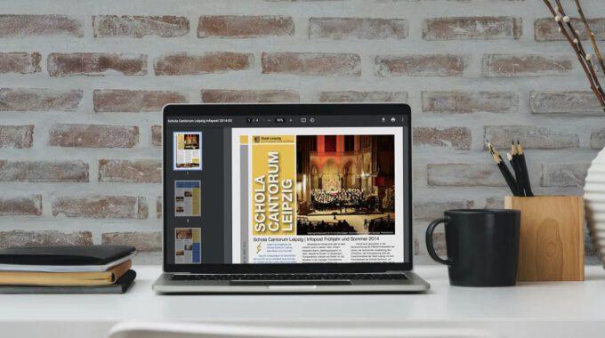 Infopost Frühjahr 2014 (Preview)