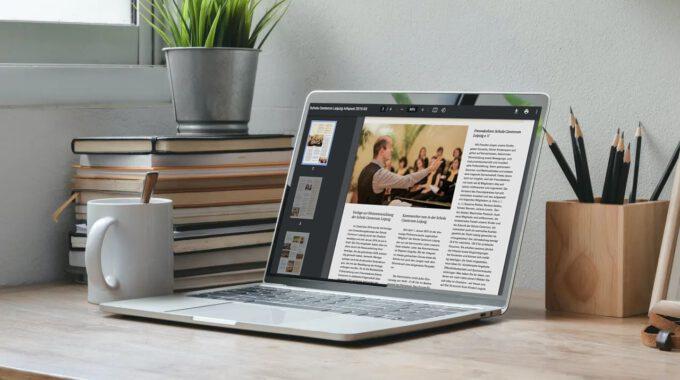 Infopost Frühjahr 2015 (Preview)