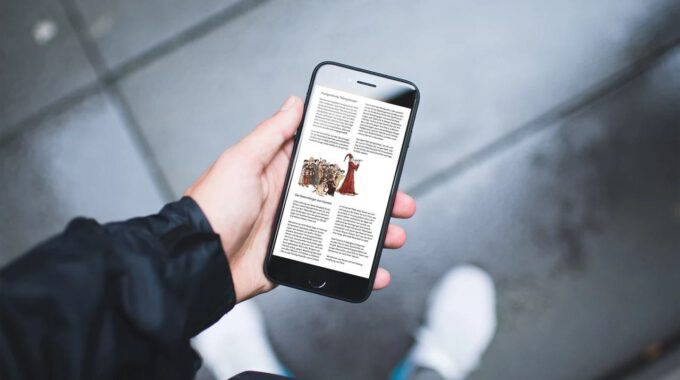 Infopost Frühjahr 2019 (Preview)