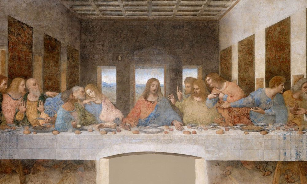 Ausschnitt Aus Da Vincis