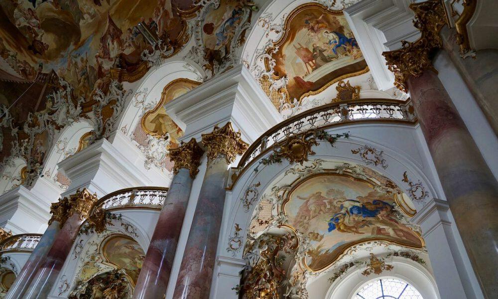 Barocke Pracht In Der Klosterkirche Zwiefalten