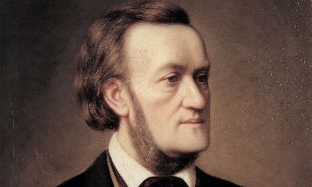 Cäsar Willichs Portrait Richard Wagners