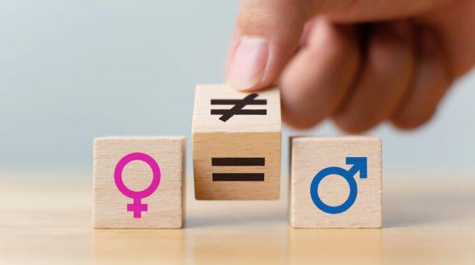 Würfel Mit Geschlechtersymbolen