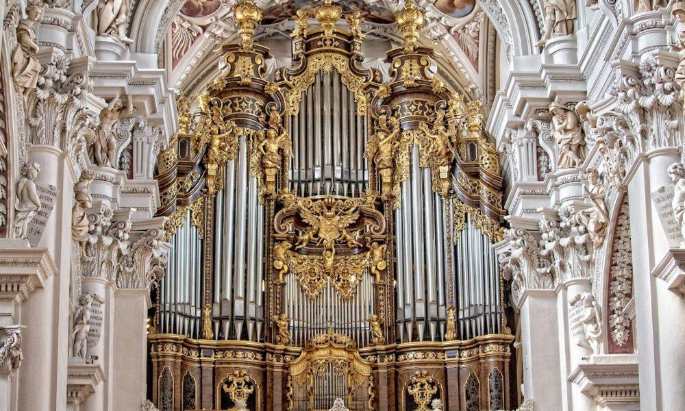 Barockorgel Im Dom St. Stephan Passau