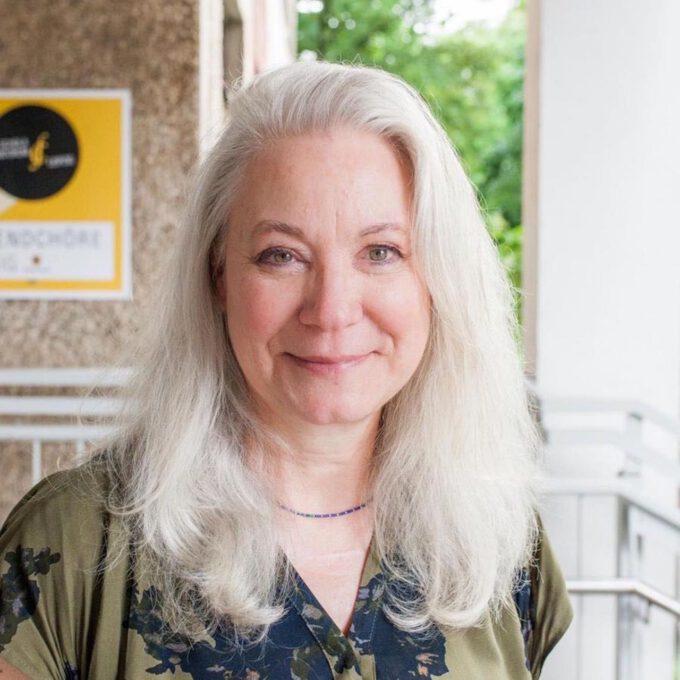 Kirsten Rennert (Portraitfoto)