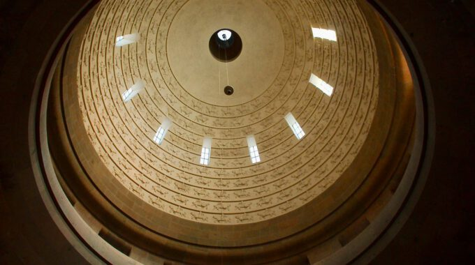 Kuppel Des Völkerschlachtdenkmals