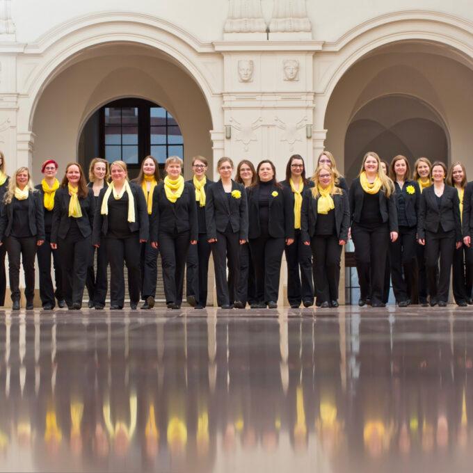 Medienfoto: Frauenchor Der Stadt Leipzig