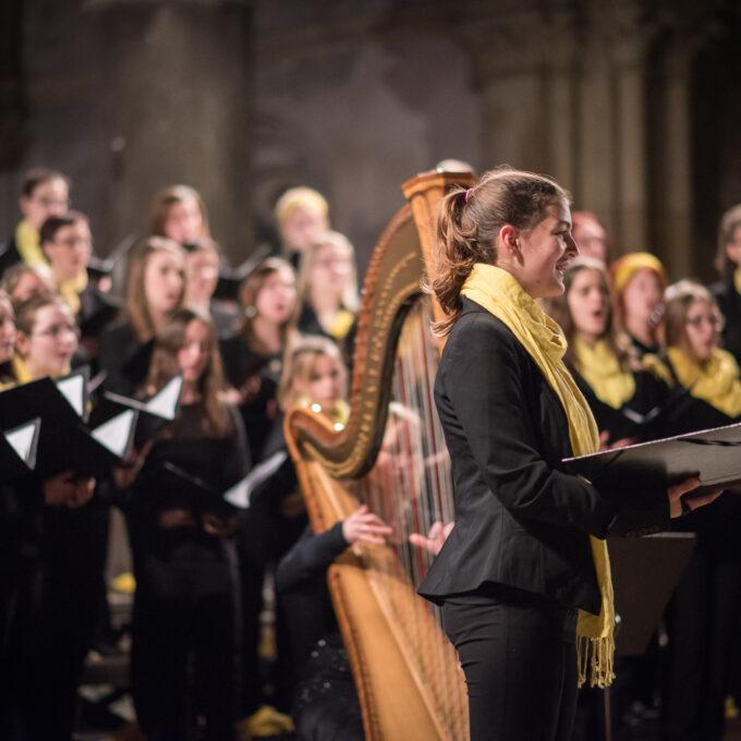 Medienfoto: Mädchen- Und Frauenchor Der Stadt Leipzig