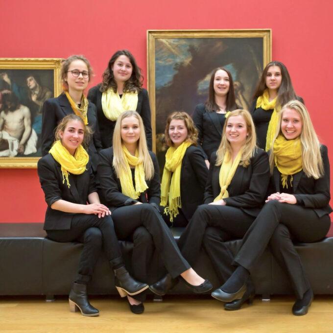 Medienfoto: Mädchenchor Der Stadt Leipzig