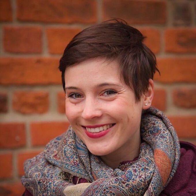 Meta-Elisabeth Kuritz (Portraitfoto)