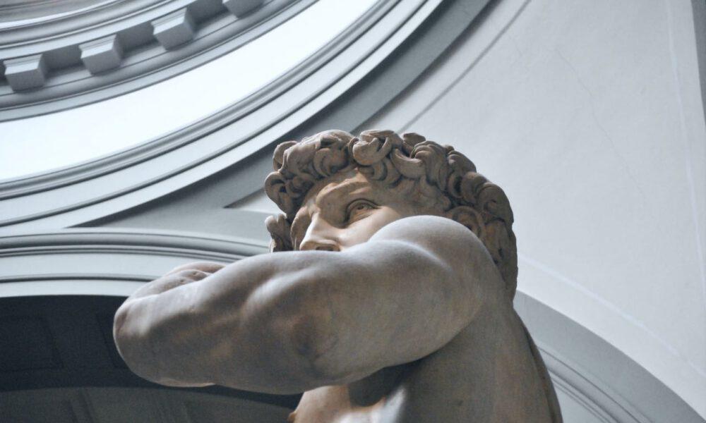 Michelangelos Skulptur