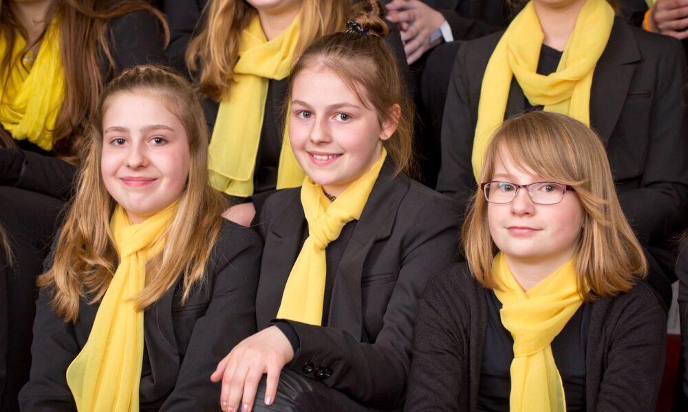 Mitglieder Der Vorklasse Im Neuen Rathaus