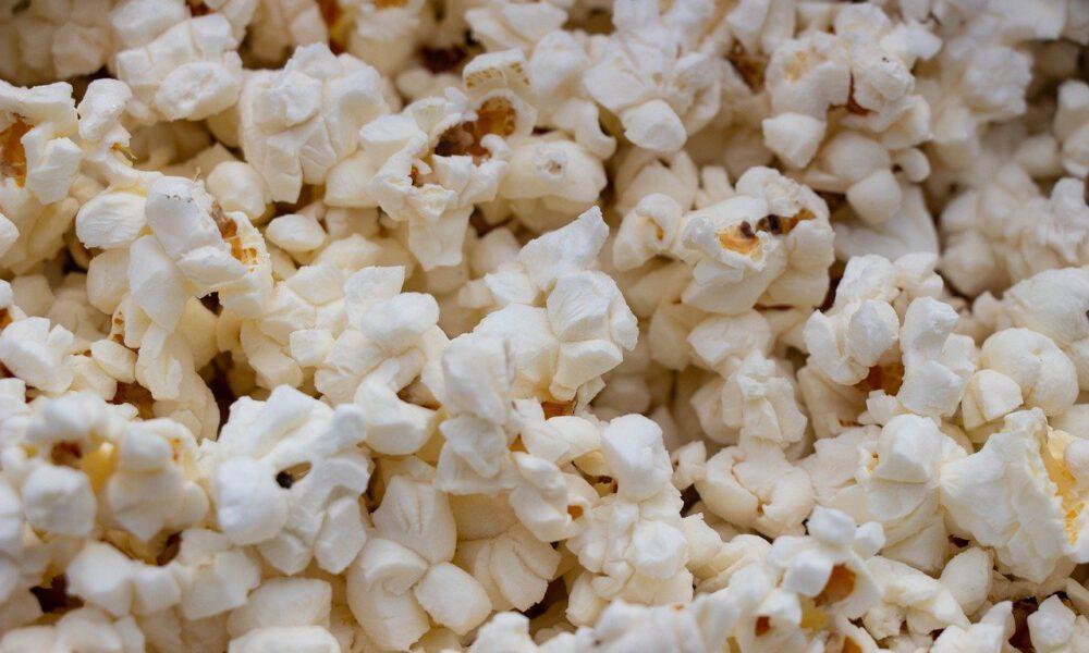 Ziemlich Viel Popcorn...
