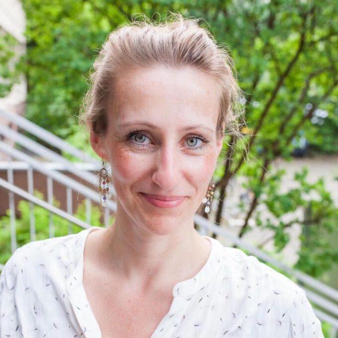 Sandra Geisler (Portraitfoto)