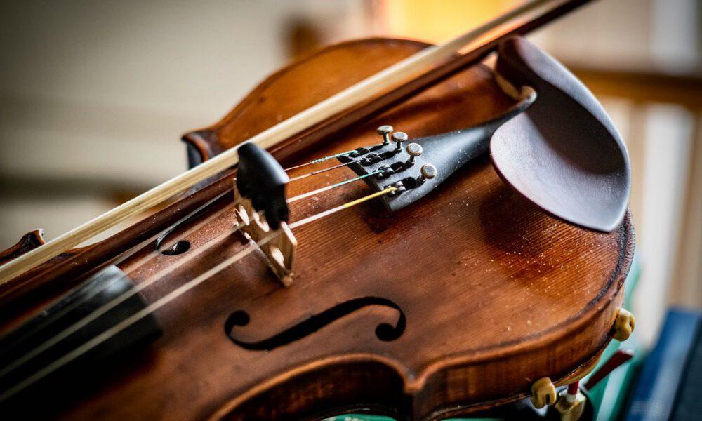 Korpus Einer Violine