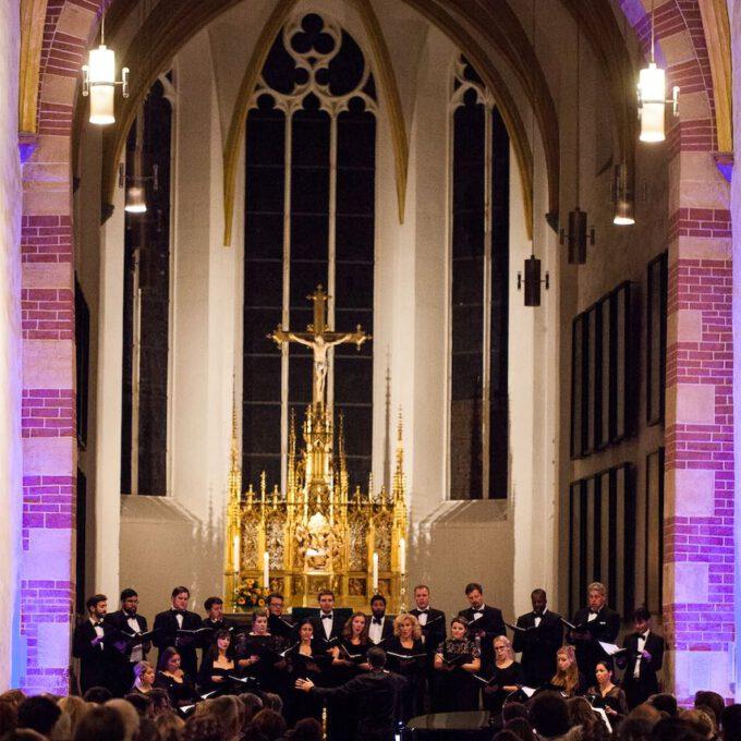 Chorkomponist Morten Lauridsen Zu Gast In Leipzig