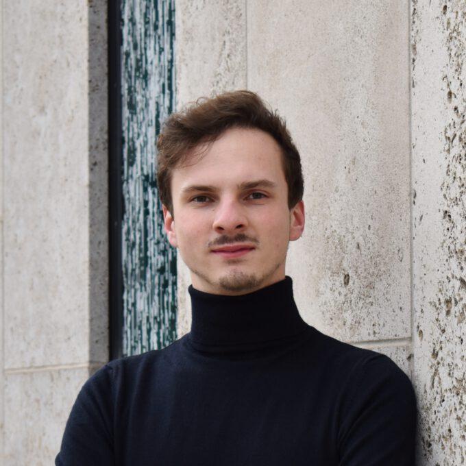 Tobias Orzeszko (Portätfoto)